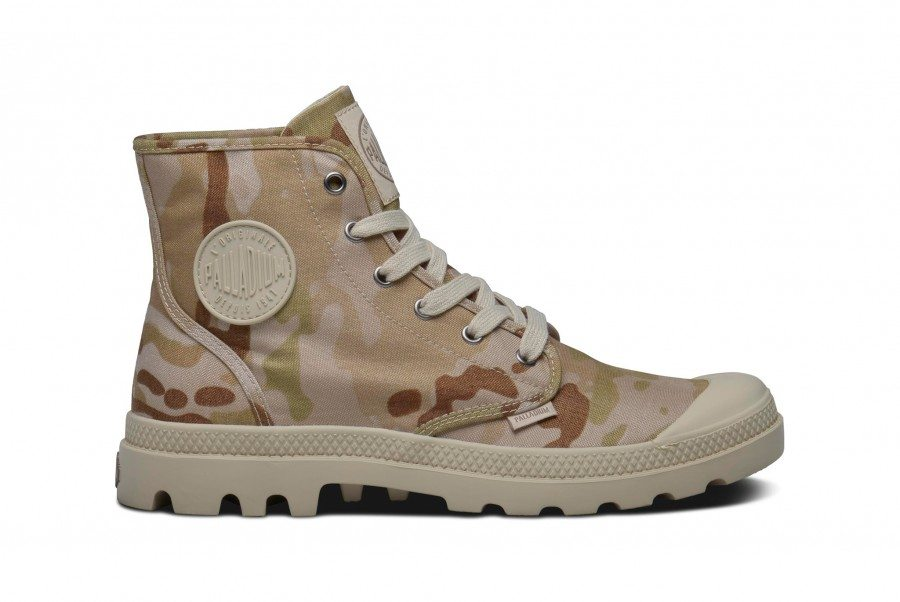 5db5ed42d0b PALLADIUM BOOTS INTRODUCES A CAPSULE CAMOUFLAGE COLLECTION | The New ...