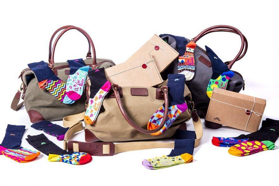 QUIET REBELLION LAUNCH HANDMADE BAGS