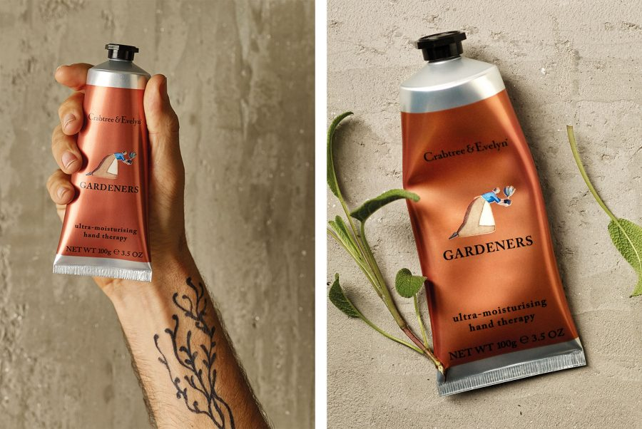 Crabtree Evelyn Gardeners Collection The New Collections