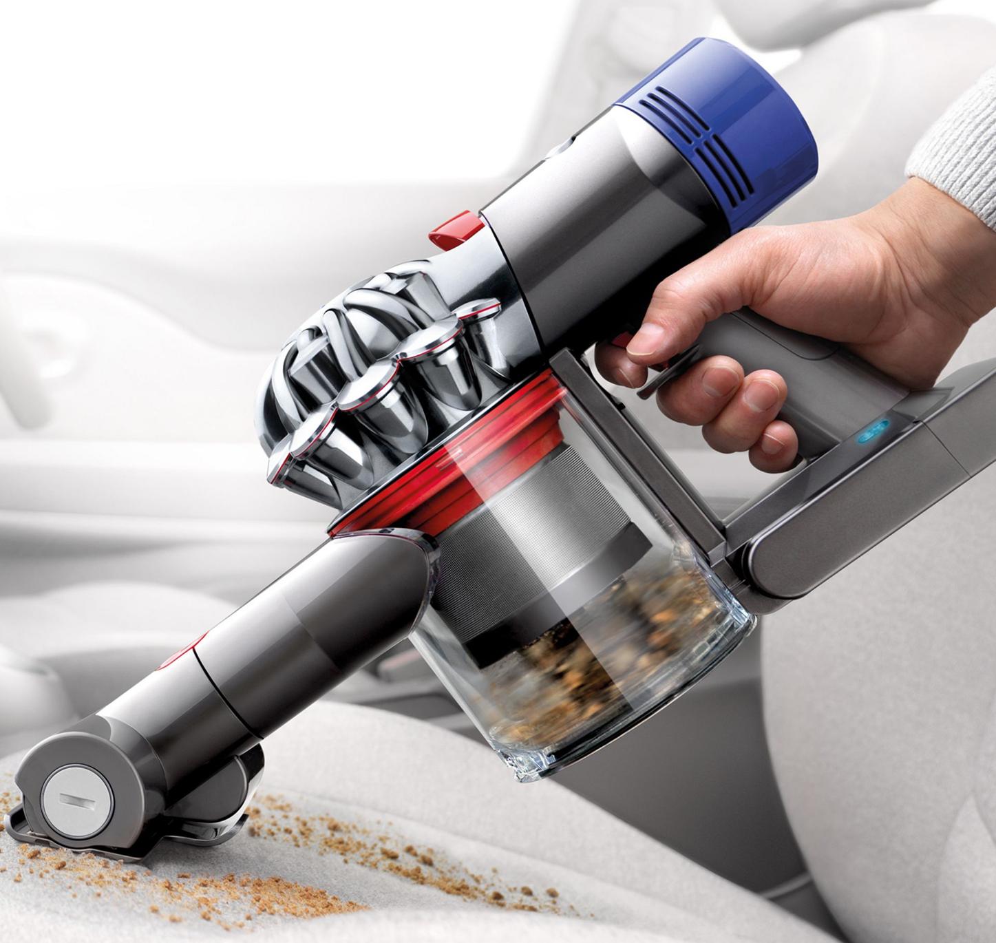 Купить пылесос дайсон с аккумулятором dyson digital slim пылесос отзывы