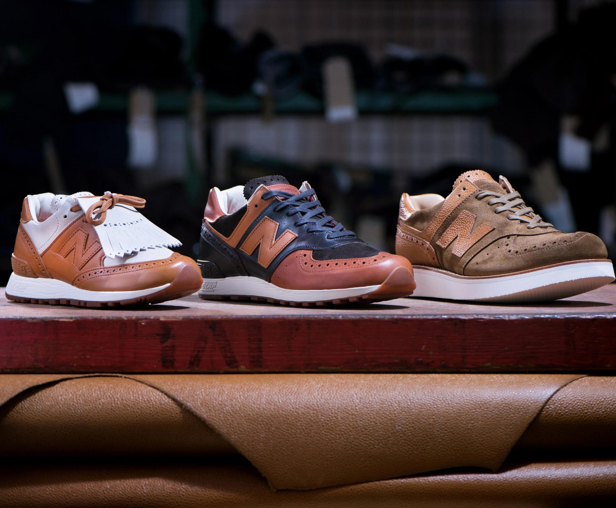 huge selection of 4b405 a0f37 NEW BALANCE X GRENSON PHASE TWO | The New Collections