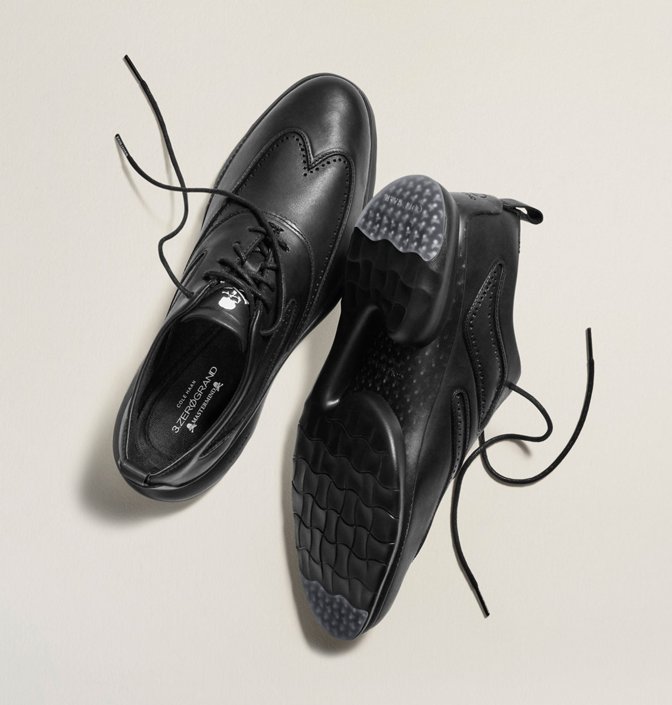 4d48a7911c5 COLE HAAN AND MASTERMIND LAUNCH MEN S FOOTWEAR COLLECTION